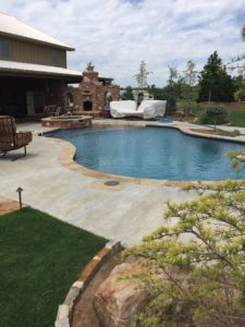 Swimming Pool Weekly Service Dallas
