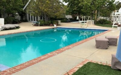 The Effects of Hard Water On Swimming Pools