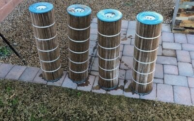 Are Your Pool Filters Dirty?