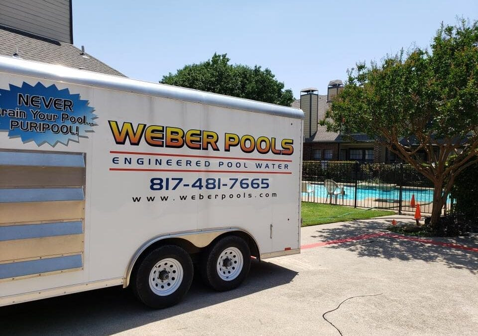 Recycling Your Pool Water In Dallas Texas