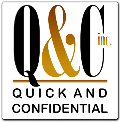 Request Service Form | Quick & Confidential Inc